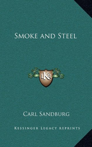Download Smoke and Steel pdf