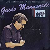 Guido Manusardi - Live in Montreux - Piano Perfomance - WEA - T 58475