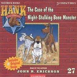 The Case of the Night Stalking Bone Monster