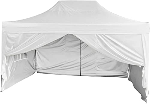Quictent Silvox 100 Waterproof 10'x15' Easy Pop Up Canopy Tent Instant Outdoor Canopy Portable Pyramid-roofed 100 Waterproof
