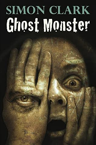 book cover of Ghost Monster
