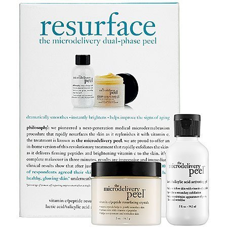 Philosophy Resurface - The Microdelivery Dual-Phase Peel by Philosophy by Philosophy