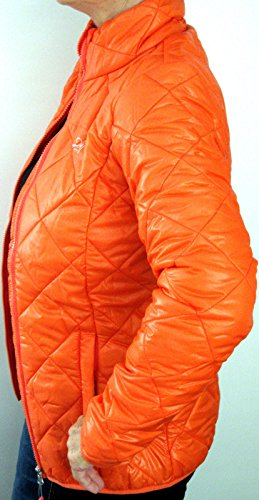 W Rot Ultuna de chaqueta Suecia acolchada 2117 Rose FPtpO8n