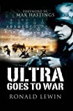 Ultra Goes to War, Ronald Lewin, 184415663X