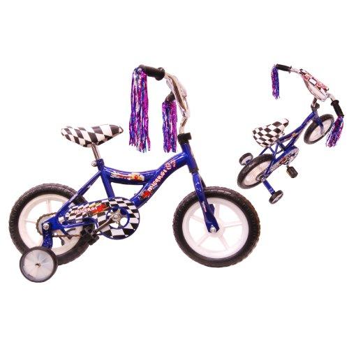 Micargi MBR Cruiser Bike, Blue, 12-Inch