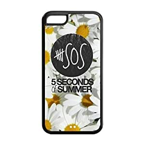 Personalized Keep Calm and Listen to Five Seconds of Summer 5 SOS Colorful Phone Case Suitable for iPhone 5C