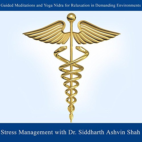 Stress Management With Dr. Sid...