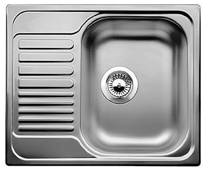 BLANCO TIPO 45 S Mini lavello in acciaio inox, lino: Amazon ...