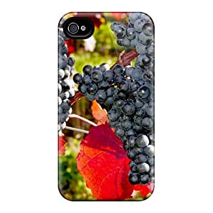 High Impact Dirt/shock Proof Cases Covers For Iphone 6plus (dark Grapes)