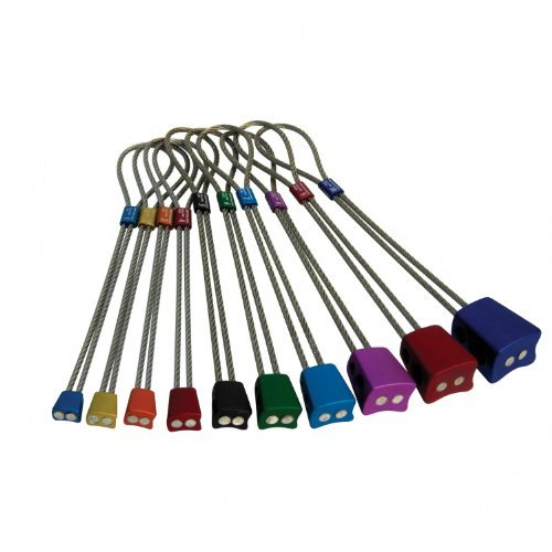 Metolius ULA Curve Nut Package - Set of 10 by Metolius