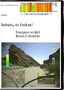 Training to Endure! Part 2 Evergreen to Red Rocks Colorado Virtual ...