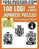 japanese number puzzles - 100 LOGI Black & White Japanese Puzzles: Easy to Hard (Volume 4)