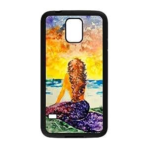 Mermaid Samsung Galaxy S5 Case, Customize Mermaid Case for Samsung Galaxy S5