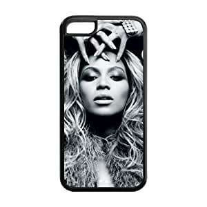 Custmize American Famous Singer Beyonce Cellphone Case for iphone 5C JN5C-1593