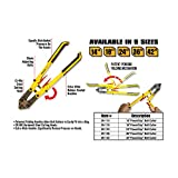 Olympia Tools 39-118 Power Grip Bolt Cutter, 18-Inch