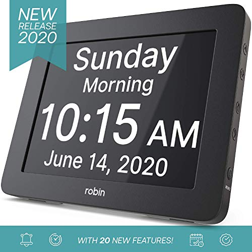 2020 Version Day Clock