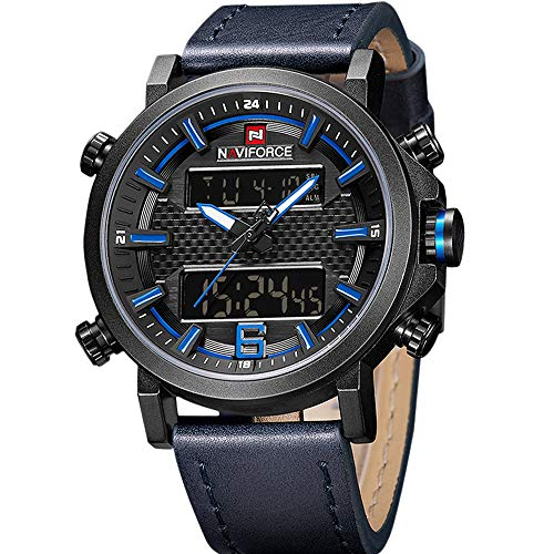 Mens Digital Analog Watches