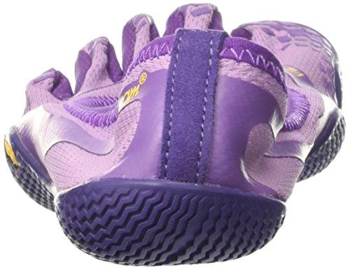 FiveFingers Vibram Violet Purple Entrada Hallenschuhe Violett Damen ZRd4Rxg