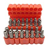 Mangocore Security Tamper Proof Bit Set 33pcs
