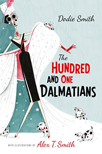 Book cover for The Hundred And One Dalmatians