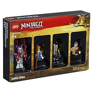 Lego Limited Edition Bricktober Gift Set - Ninjago Minifig Set [5005257 - 25 PCS] LEGO NINJAGO LEGO