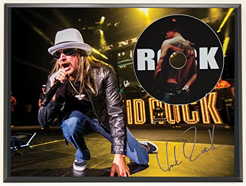 Kid Rock Limited Edition Signature Series Picture Disc CD Collectible Music Display Gift - Kid Rock Memorabilia