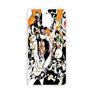 DIY Printed Personlised Bleach cover case For Samsung Galaxy Note 4 N9100 W5889589