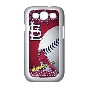 Cardinals CUSTOM Cover Case for Samsung Galaxy S3 I9300 LMc-27267 at LaiMc
