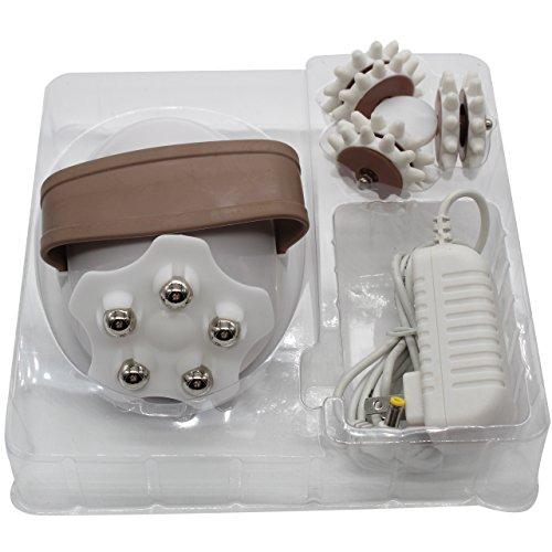 TooFun 3D Electric Massager Full Body Massager Roller, Health Body Slimmer Hand Held Cellulite Control Massager