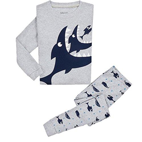 4t shark shirt - 6