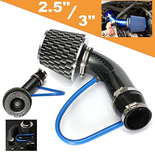 AUDEW Universal Performance Induction Cold Air Intake Filter System