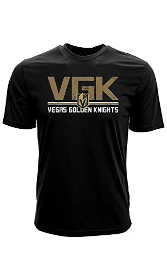 los angeles 0a8c8 17ee9 Levelwear NHL VEGAS GOLDEN KNIGHTS Scoreboard T-Shirt, Größe ...