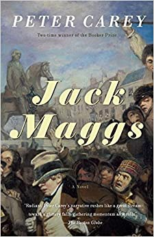 Book Jack Maggs: A Novel by Peter Carey (1999-02-22)