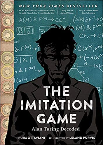 Imitation Game: Alan Turing Decoded: Ottaviani, Jim, Purvis ...