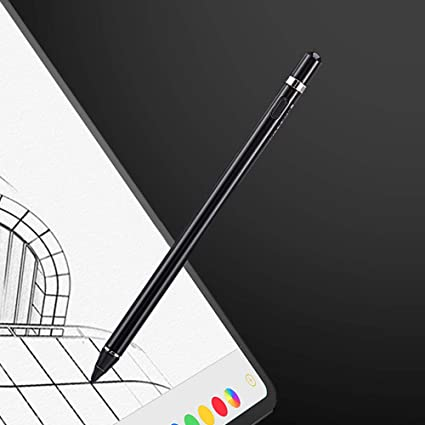 Universal Soft Tip Capacitive Touch Screen Pen Drawing Stylus for iPad iPhone So