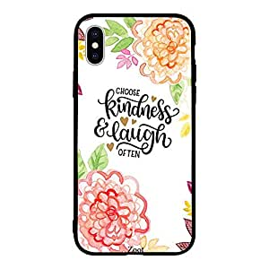 iPhone XS Choose Kindness & Laugh often