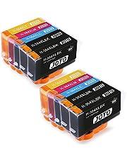 JOTO 364XL Sostituzione per HP 364XL 364 XL Cartucce d'inchiostro