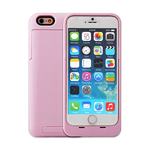 iphone 6 charging case pink