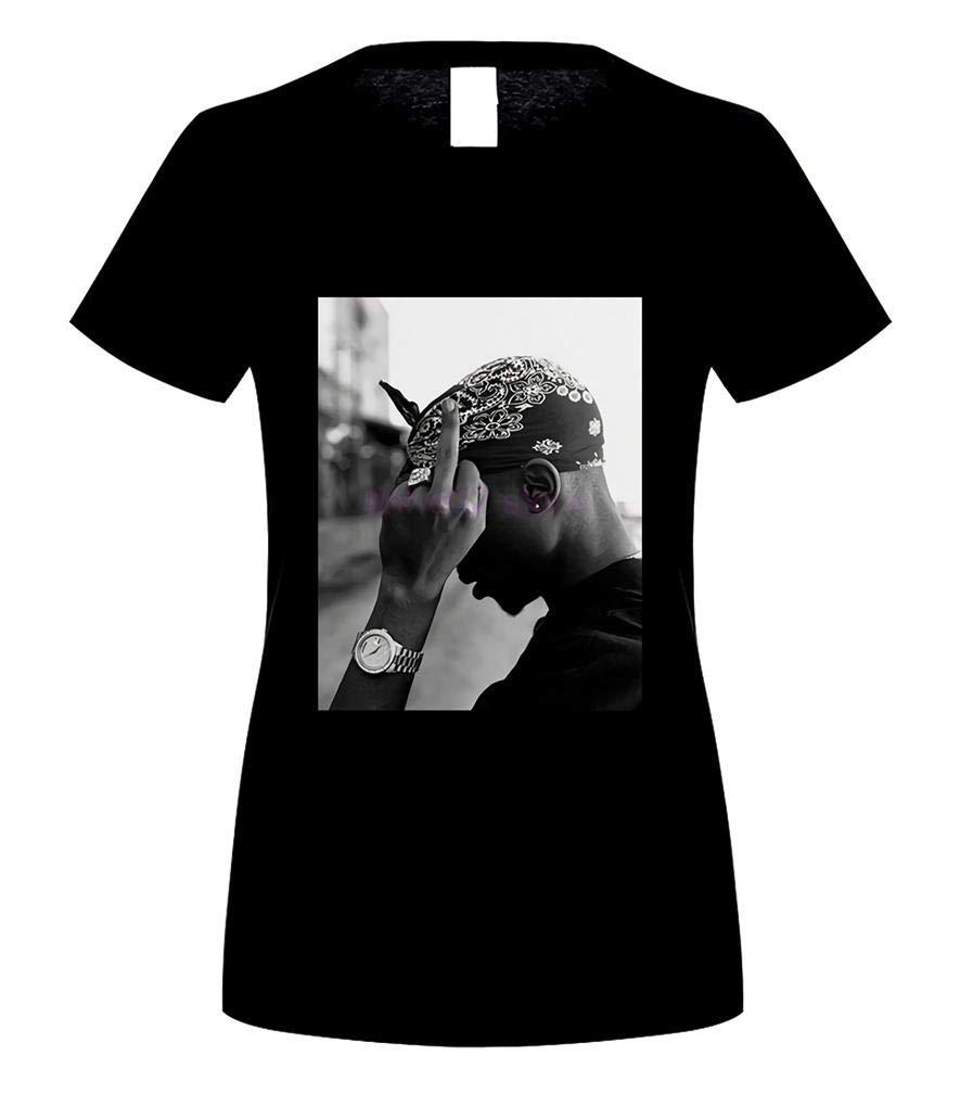 Mezza Barretta Tupac Amaru Shakur T Shirt Printing Short Sleeve Tee 5243