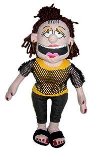 Nebbie Debbie Talkin' Townies Pittsburghese Doll at SteelerMania