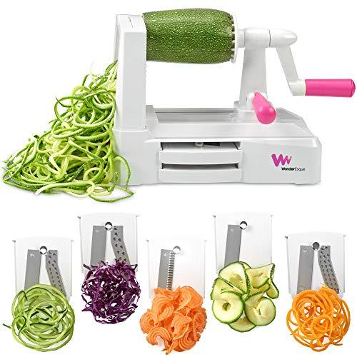 WonderEsque Zoodle Maker Vegetable