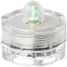 Blue Dot Trading Submersible Tea Lights, Multicolor, 12-Pack