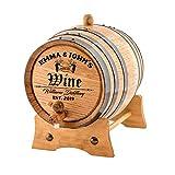 Personalized Wine Oak Aging Barrel - Wine Custom