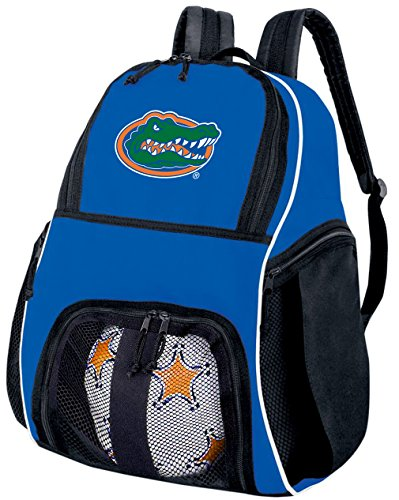 Broad Bay University of Florida Soccer Ball Backpack Florida Gators Volleyball Bag Travel Practice