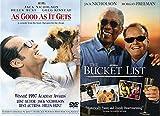 Jack's Still Got It! - The Bucket List & As Good As It Gets DVD Double Feature