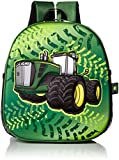 John Deere Boys' Toddler Backpack, Green