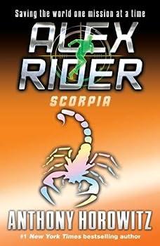 Scorpia 1406364886 Book Cover