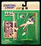 JOEY GALLOWAY / SEATTLE SEAHAWKS 1996 NFL Starting Lineup Action Figure & Exclusive NFL Collector Trading Card