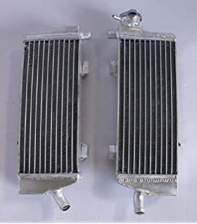 Aluminum radiator for KTM 250/350/450 SXF/SX-F/XC