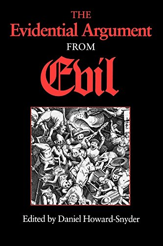 an introduction to the evidential problem of evil Summarises and critically interacts with some of the current literature on the problem of evil, focusing on the 'evidential' form of the argument the problem of evil 1 is there a logical argument from evil 11 introduction.